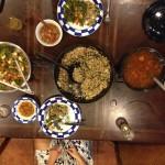 Dinner at Rosalie